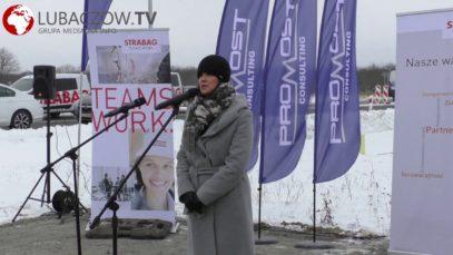 Otwarcie obwodnicy Oleszyc i Cieszanowa
