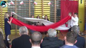 Uroczyste obchody 100. rocznicy Odzyskania Niepodległości przez Polskę w Dachnowie