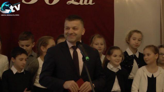 Uroczystość 50-lecie małżeństwa w Oleszycach
