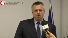 Życzenia Burmistrza Lubaczowa Krzysztofa Szpyta
