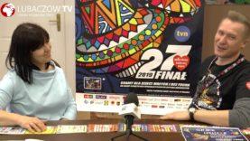 WOŚP w Lubaczowie – wywiad