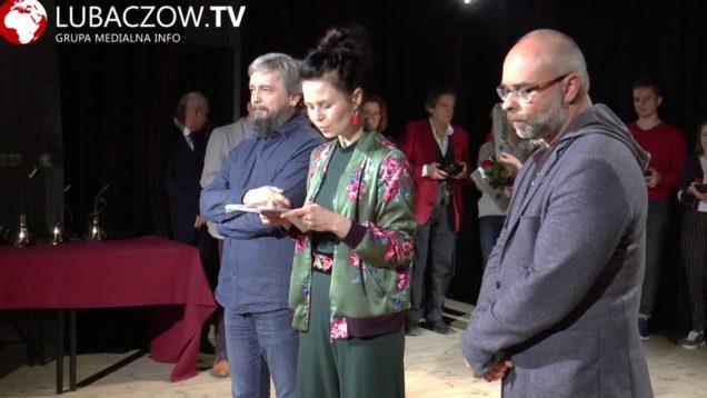 40 Ogólnopolska Biesiada Teatralna w Horyńcu Zdroju -zakończenie