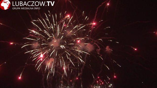 Burmistrz Lubaczowa wita Nowy Rok 2019