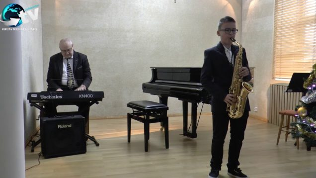 Dominik Kopeć _ saksofon