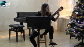 Karolina Bojorska – gitara