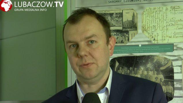 """""""Ksiądz Józef Kłos – skromny człowiek, gorliwy kapłan"""" w Cieszanowie -wystawa"""