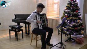 Michał Krzaczyński – akordeon