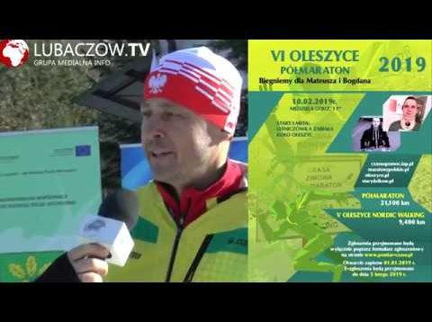Półmaraton Oleszyce