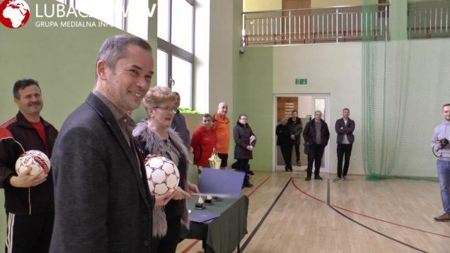 Zimowy Halowy Turniej Piłki Nożnej o Puchar Wójta Gminy Lubaczów