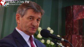 20 lat Starostwa Pielgrzymka samorządowców do Lubaczowa