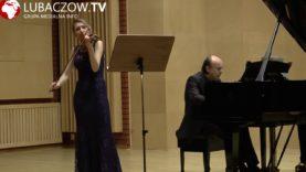 Koncert Gabrieli Żukowicz