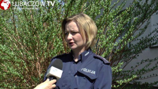 Policyjne podsumowanie miesiąca kwietnia w powiecie lubaczowskim