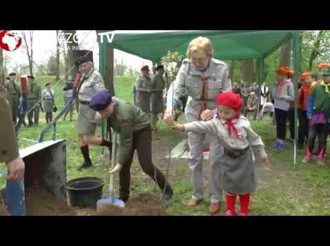 Stulecie ZHP w Lubaczowie