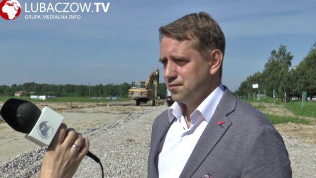 Inwestycje drogowe w Horyńcu-Zdroju