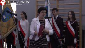 Wygaszanie Gimnazjum nr1 w Lubaczowie cz. 3