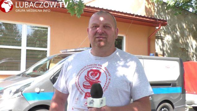 Akcja zbiórki krwi w Horyńcu Zdroju