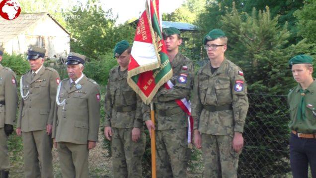 75 Rocznica mordu na mieszkańcach Podlesia i Baszni Górnej