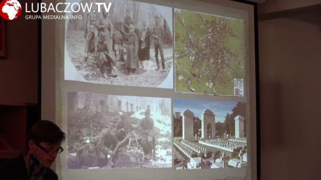 80. Rocznica Wybuchu II Wojny -MBP Lubaczów-R.Kierzkowski