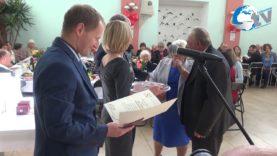 50 lecie par małżeńskich z Miasta i Gminy Cieszanów