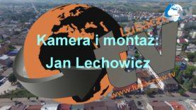 Podsumowanie miesiąca września przez KP PSP w Lubaczowie
