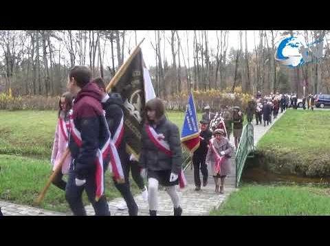 Dzień Niepodległości Oleszyce cz 1