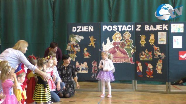 Dzień Postaci z Bajek Przedszkole Oleszyce