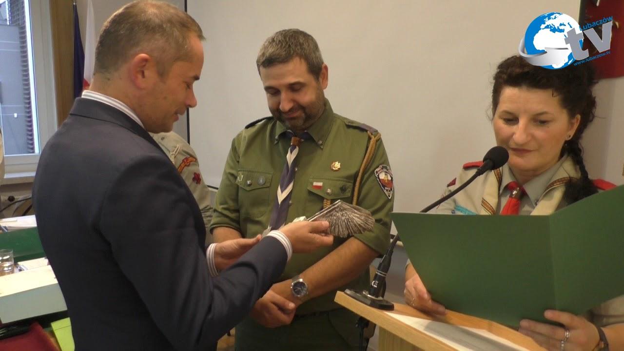 Zjazd Hufca ZHP Lubaczów