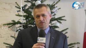 Życzenia Świąteczne Burmistrza Miasta Lubaczowa