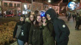 Powitanie Nowego Roku w Lubaczowie