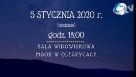 Zaproszenie na koncerty w Oleszycach
