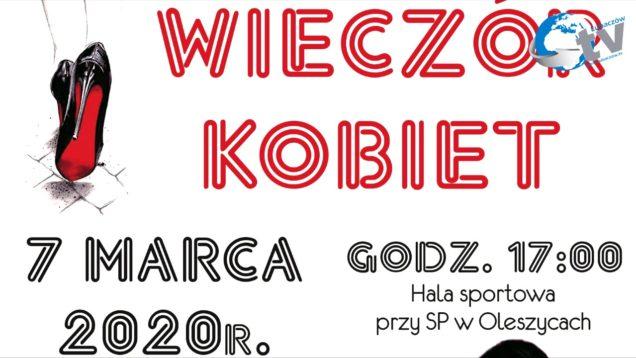 Dzień Kobiet w Oleszycach – Zaproszenie