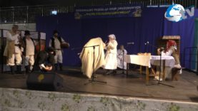 """Zespół Folklorystyczny """"Folusz"""" z Giedlarowej Z KOZĄ NA NOWY ROK"""
