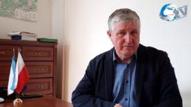 Epidemia koronawirusa – Burmistrz Zdzisław Zadworny