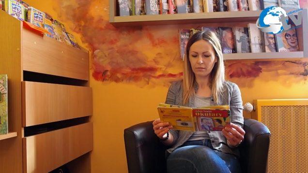 Małgorzata Mizyn – Biblioteka Cieszanów – Okulary