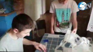 ZHP Lubaczów – szyje maseczki