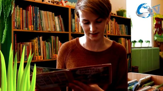 Biblioteka Cieszanów – Brzydkie kurczątko