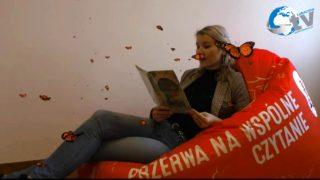 Biblioteka Cieszanów – SPÓŹNIONY BORSUK
