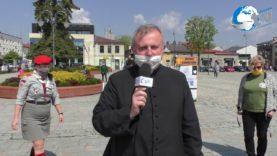 Hufiec ZHP Lubaczów -Jan Paweł II w oczach zuchów i harcerzy