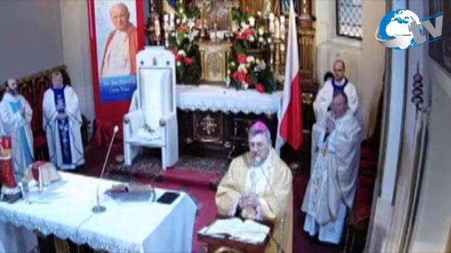 Setna Rocznica Urodzin Jana Pawła II -Lubaczów