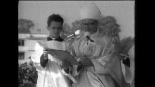 Wizyta Ojca Świętego Jana Pawła II w Lubaczowie 1991 r.