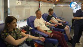 Akcja poboru krwi w Cieszanowie