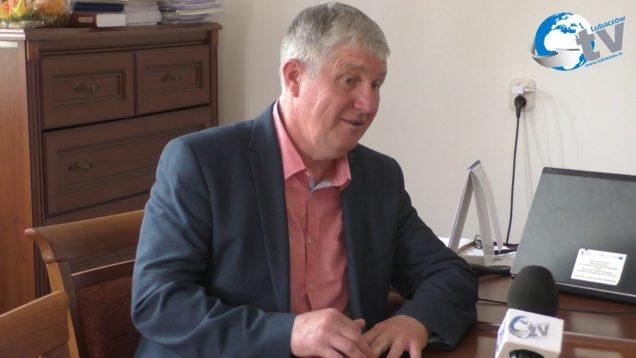 Cieszanowska dycha, kino plenerowe – wywiad z burmistrzem