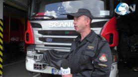 Podsumowanie miesięcy marzec -czerwiec przez KP PSP w Lubaczowie