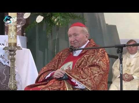34 rocznica ingresu Mariana Jaworskiego jako biskupa w Lubaczowie