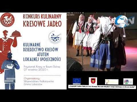 Konkurs Kulinarny Kresowe Jadło – Zaproszenie