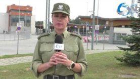 Podsumowanie miesiąca września przez Straż Graniczną