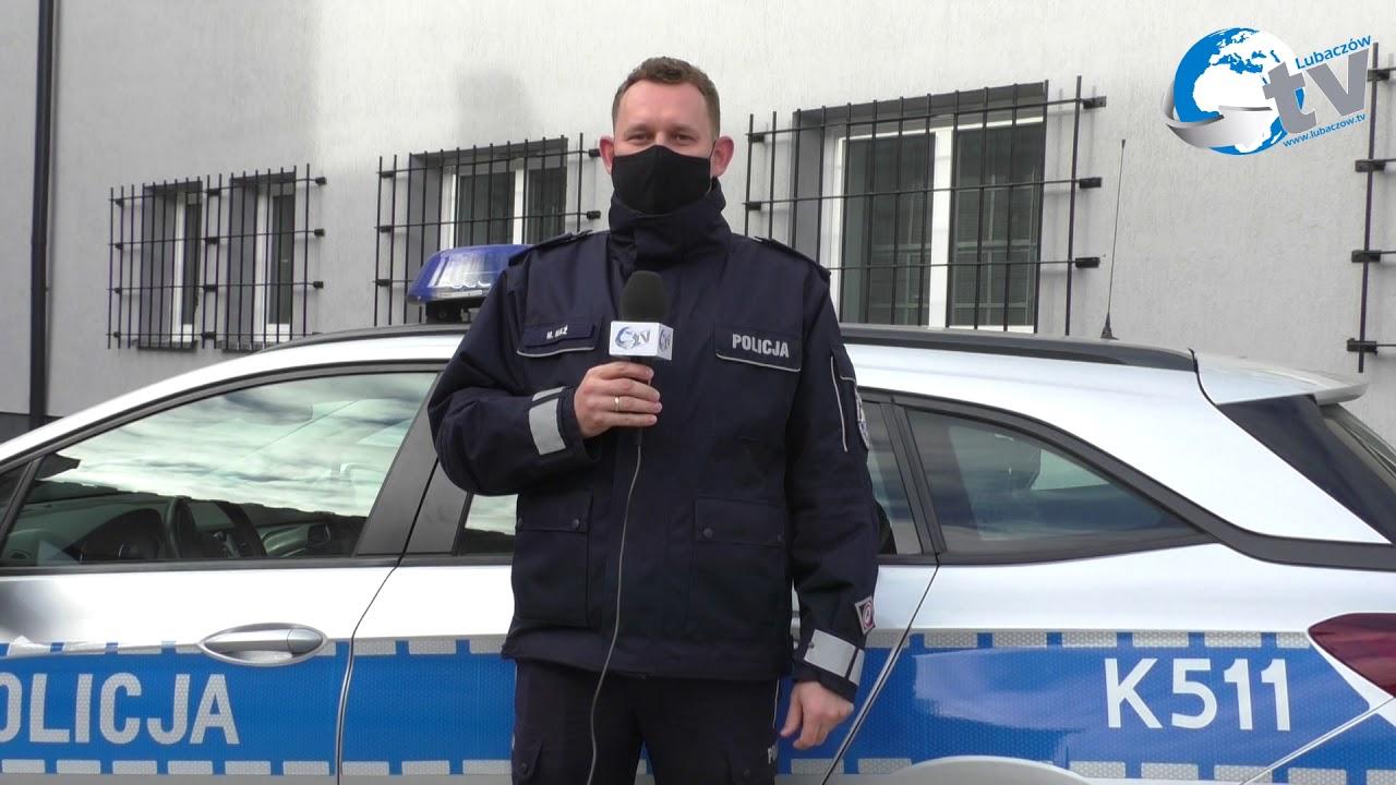 Policyjne podsumowanie miesiąca października w powiecie lubaczowskim
