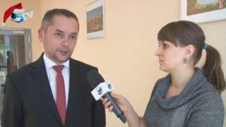 Przekazanie Betlejemskiego Światła Pokoju w Budomierzu