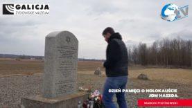 Dzień Pamięci o Holokauście – Marcin Piotrowski