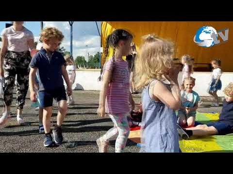 Dzień dziecka w Oleszycach